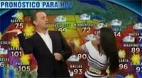 Tom Hanks ''conduce'' le previsioni del tempo sul canale americano Univision