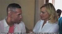 Simona Ventura intervista i ragazzi di Jersey Shore