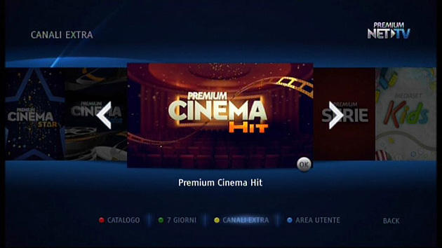 301 moved permanently for Premium on demand
