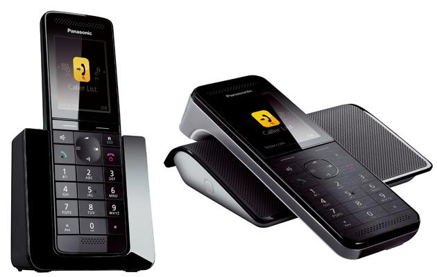 Nuovi telefoni cordless panasonic sofisticati e all - Cordless di design ...