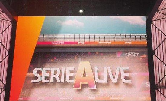 Serie A Premium Sport Diretta 10a Giornata   Palinsesto e Telecronisti Mediaset
