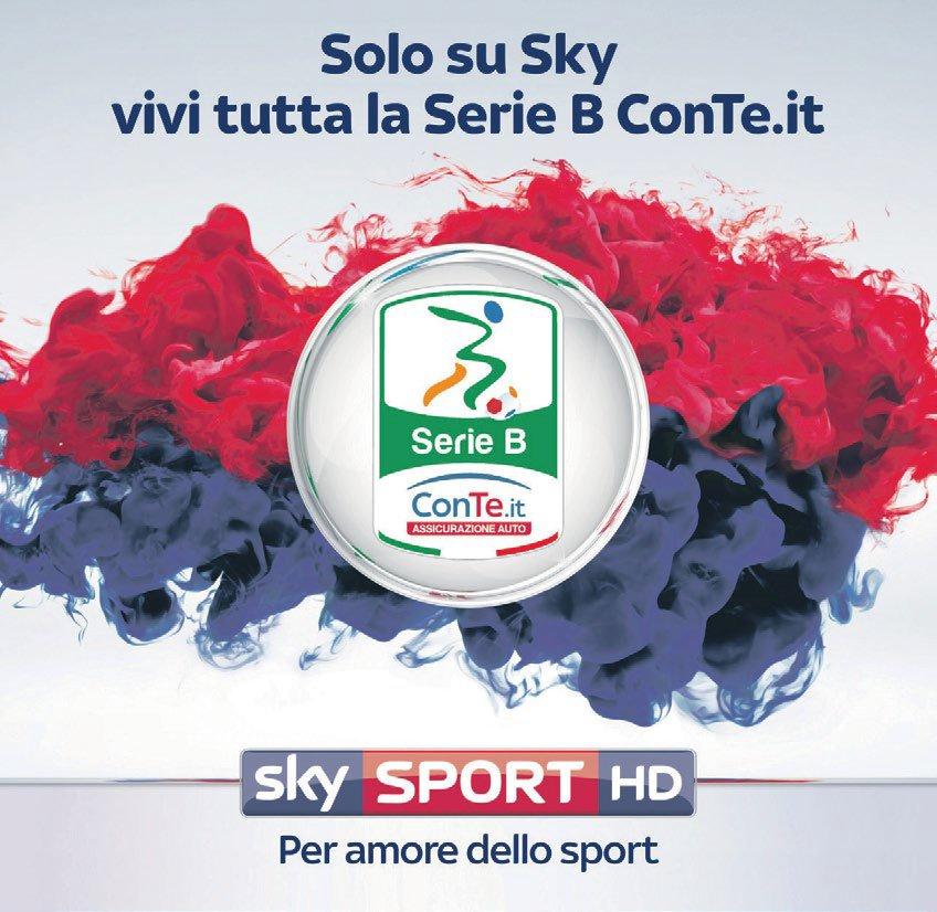 59de310da Sky Sport, Serie B Diretta 42a Giornata - Palinsesto e Telecronisti Calcio