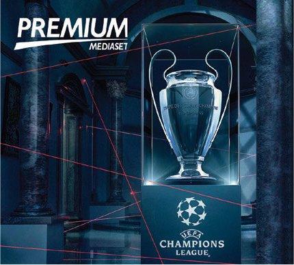 Premium Champions Playoff Ritorno   Palinsesto e Telecronisti Sport Mediaset