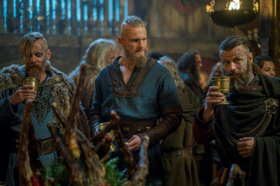 Vikings |  torna in esclusiva su TIMvision con le nuove puntate della quarta stagione