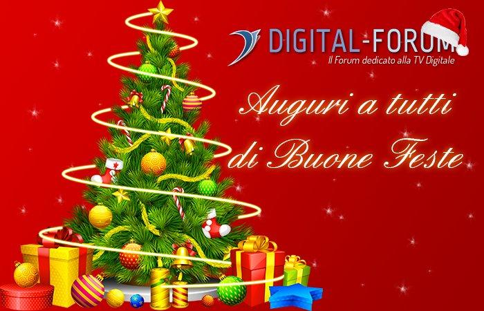 Famoso Auguri di Buon Natale 2016 da Digital-News.it e Digital-Forum.it  FW75
