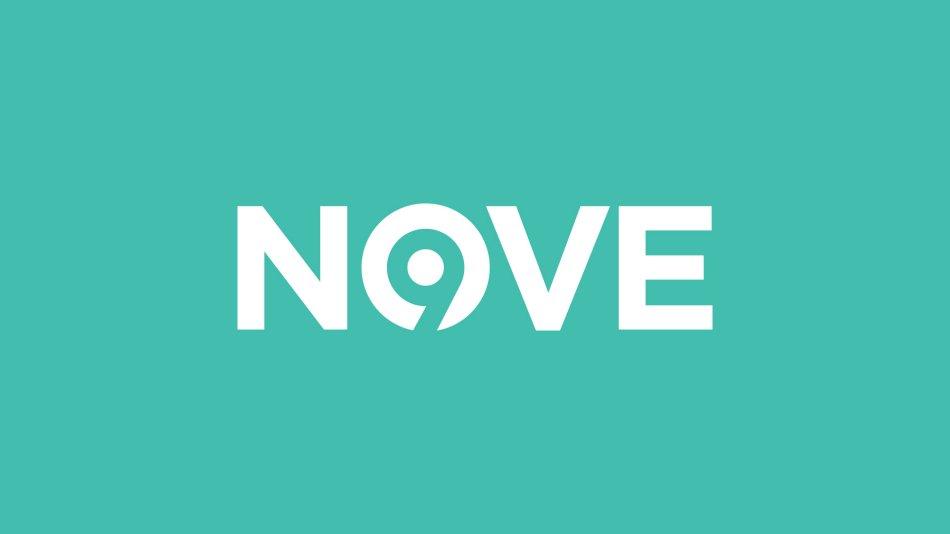 Debutta la nuove veste grafica di NOVE. Da oggi in HD Nativo sul canale 9 DTT