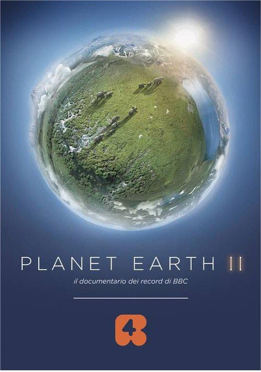 «Planet Earth II», documentari girati in Full UHD+HDR da stasera su Rete 4 HD