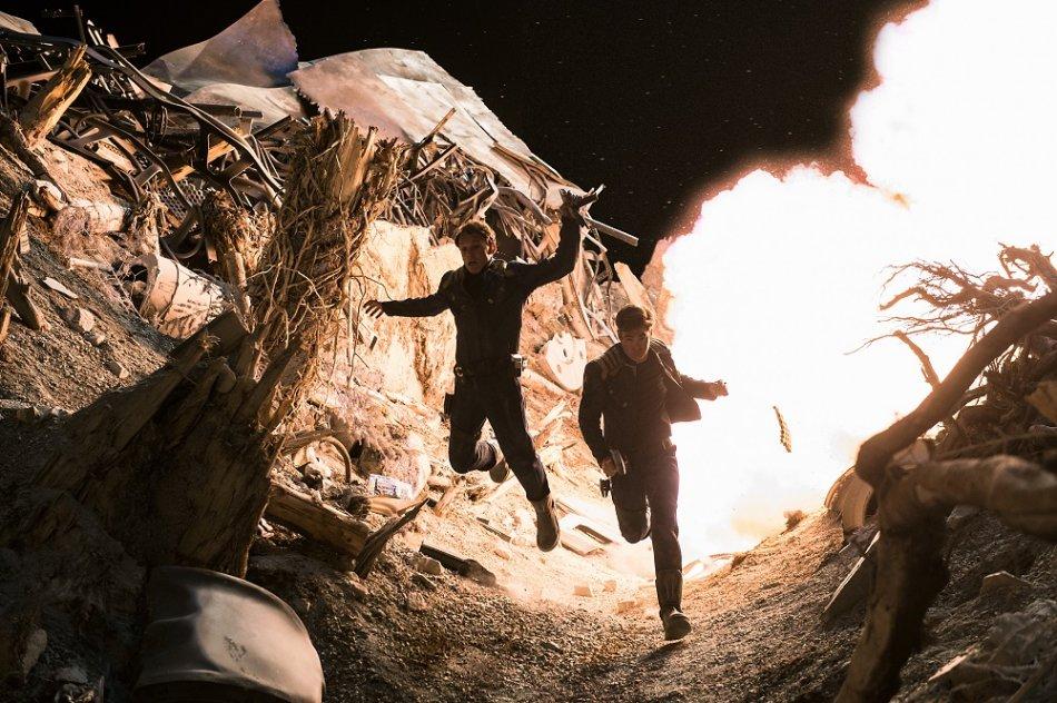 Star Trek Beyond, il terzo capitolo della serie reboot su Sky Cinema e Sky 3D