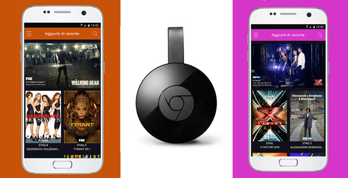 how to use chromecast from android tablet