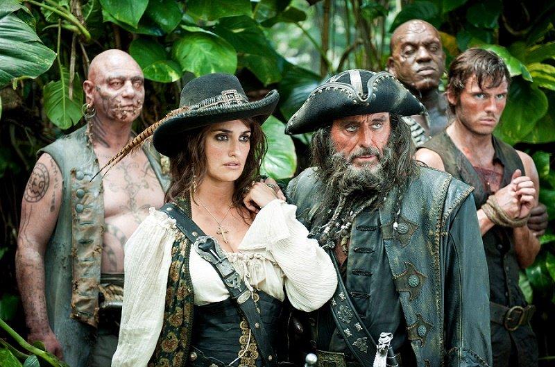 Sky Cinema Pirati dei Caraibi HD, canale interamente dedicato al Capitano e la sua ciurma