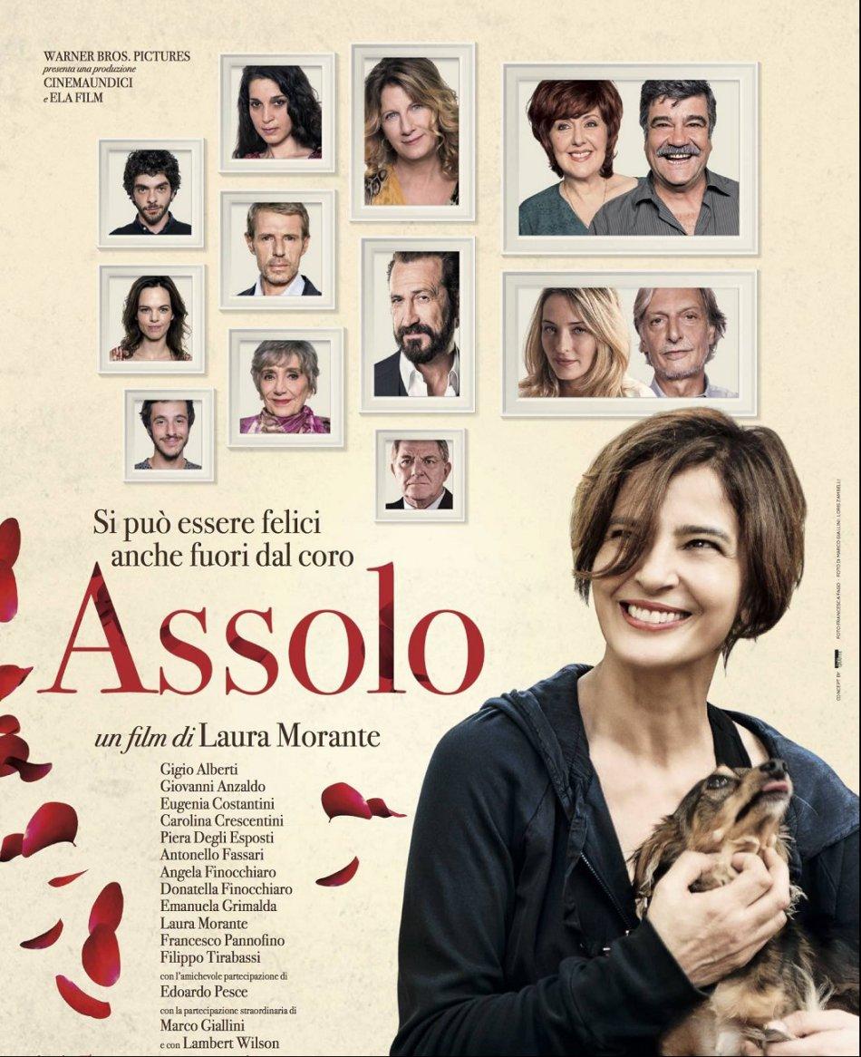 «Assolo» di Laura Morante in prima visione su Premium Cinema HD