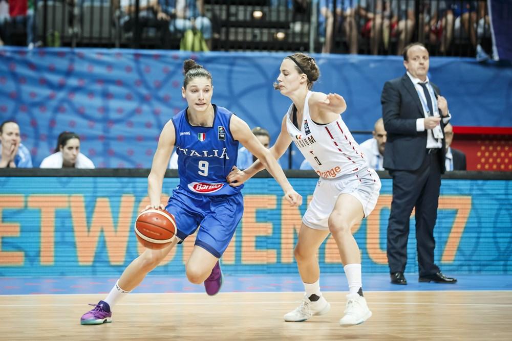Finale WNBA con Cecilia Zandalasini: domenica G#1 su Sky Sport 2 e in diretta streaming free