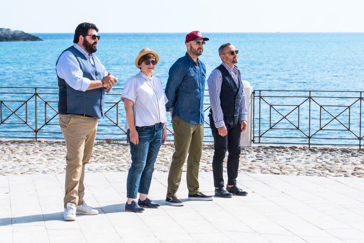 MasterChef Italia su Sky Uno. Nella mistery box 7 chef che h