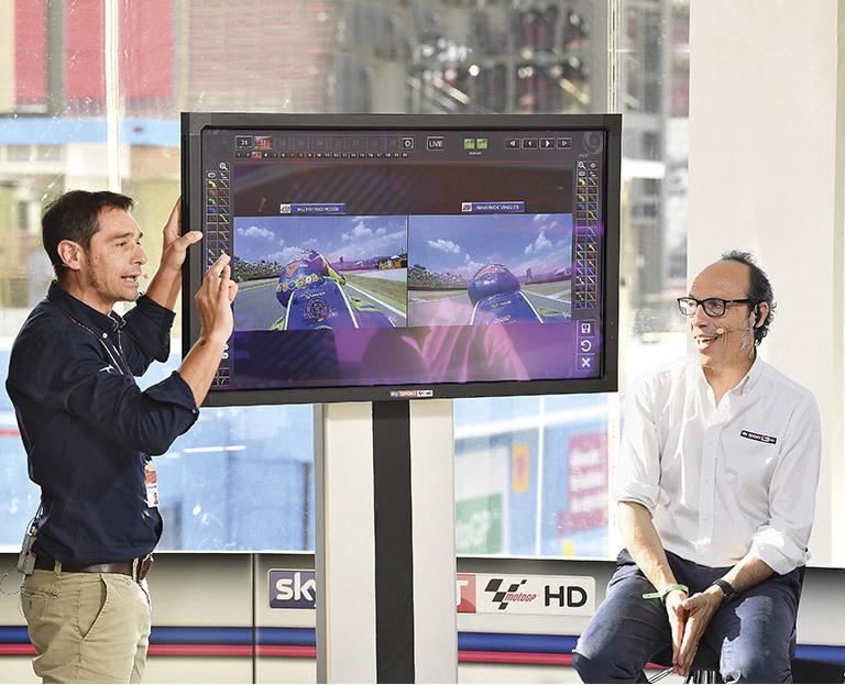 Sky Sport HD tutti i 40 GP di F1 e MotoGP in diretta, qui il
