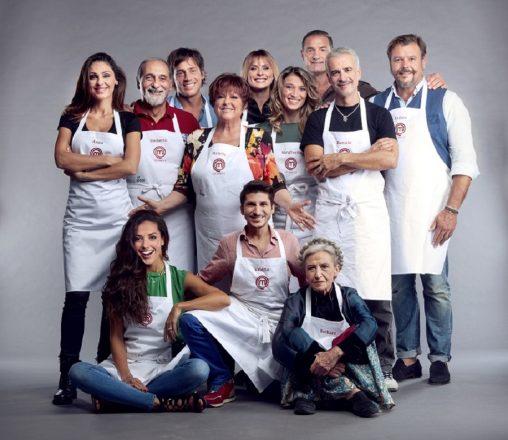 Celebrity MasterChef Italia, al via su Sky Uno HD la seconda edizione del vip cooking show
