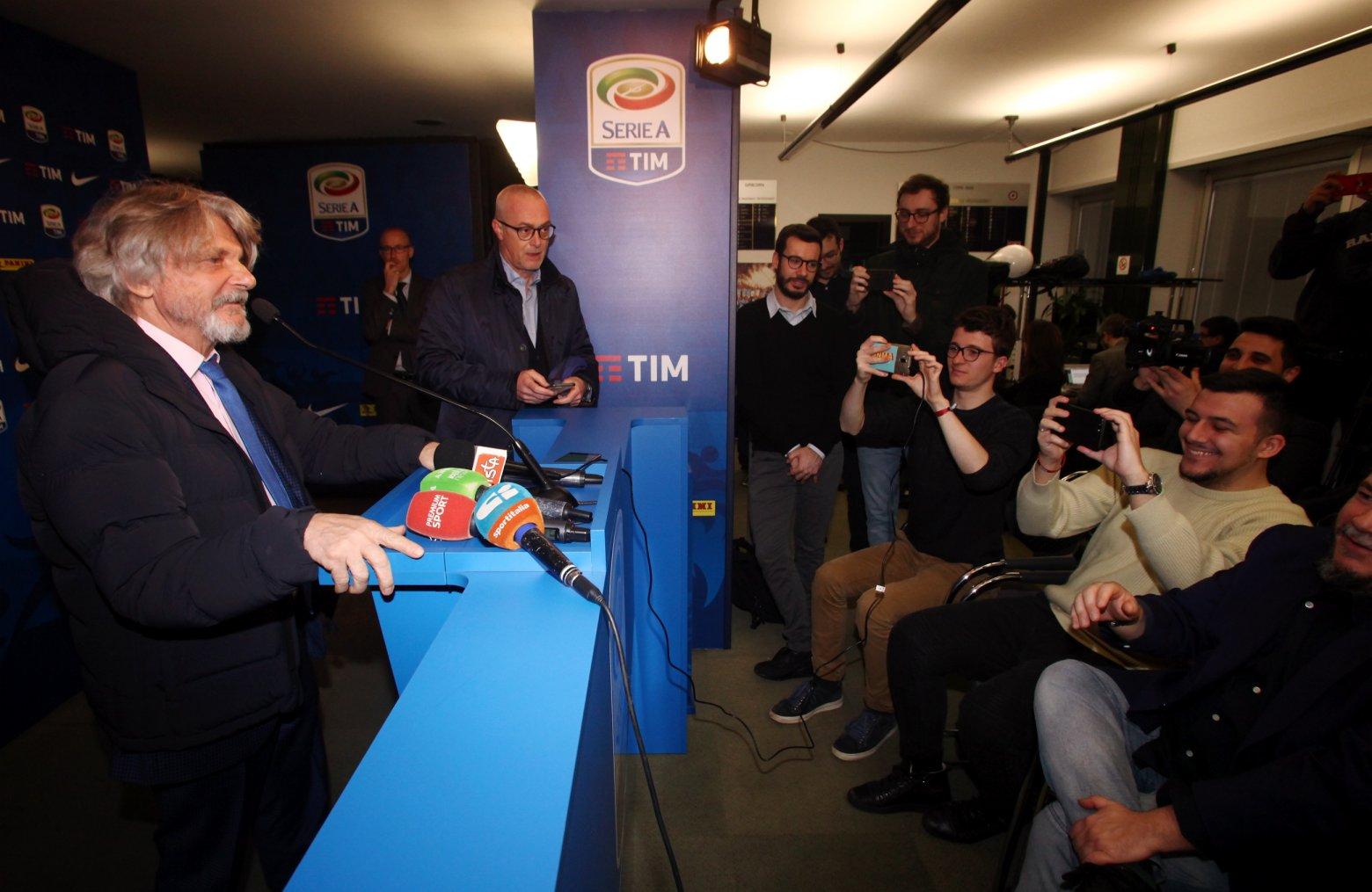 Diritti Tv Serie A 2018 - 2021, MediaPro rassicura club fra dubbi, lettere e inviti a cena