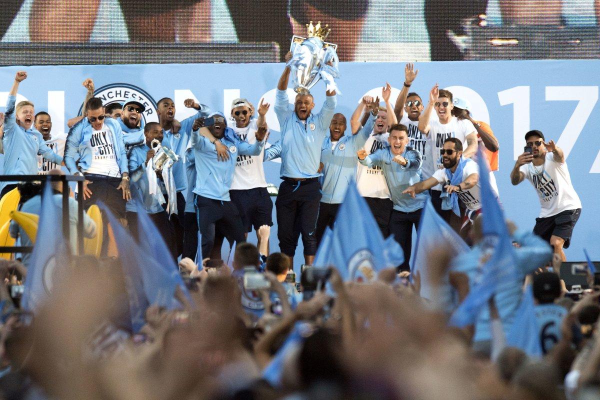 Manchester is Blue |  cinque speciali Sky Sport celebrare la stagione del City