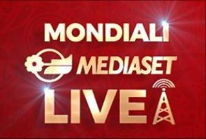 #MondialiMediaset, verdetti nei giorni A e B. Su Mediaset Ex