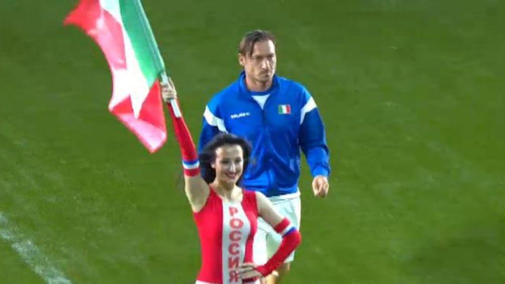 Legends Super Cup, la finale Italia-Russia in diretta su Mediaset Extra HD