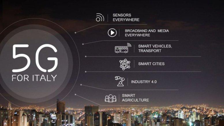 Inizia l'era del 5G, bando di gara per internet del futuro