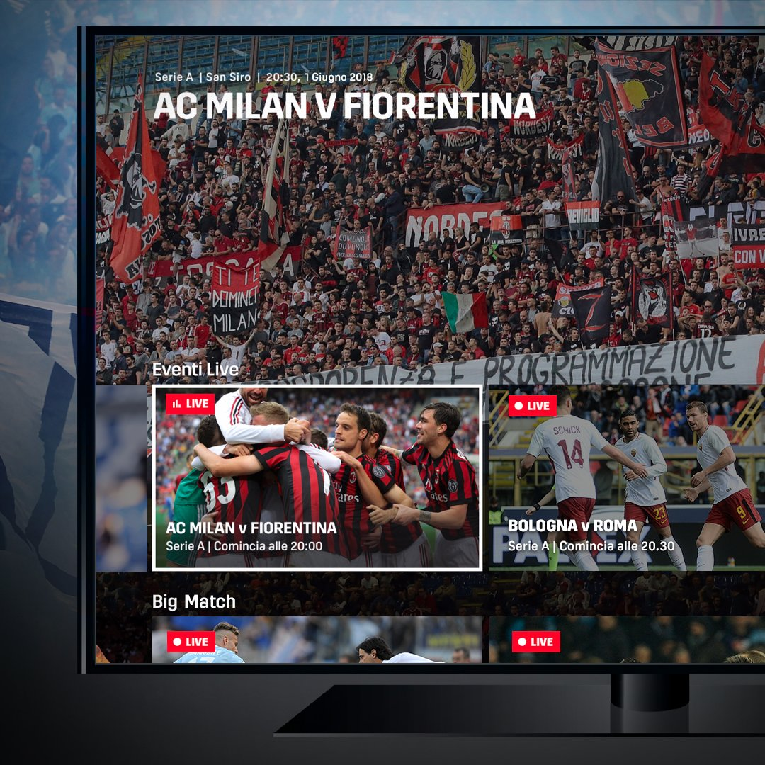 Mediaset con Dazn punta a contenere calo abbonati Premium