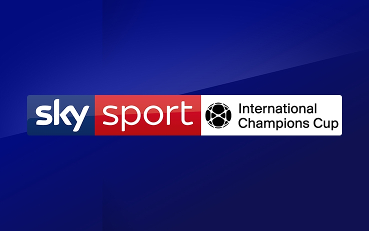 International Champions Cup 2018 diretta esclusiva Sky Juven