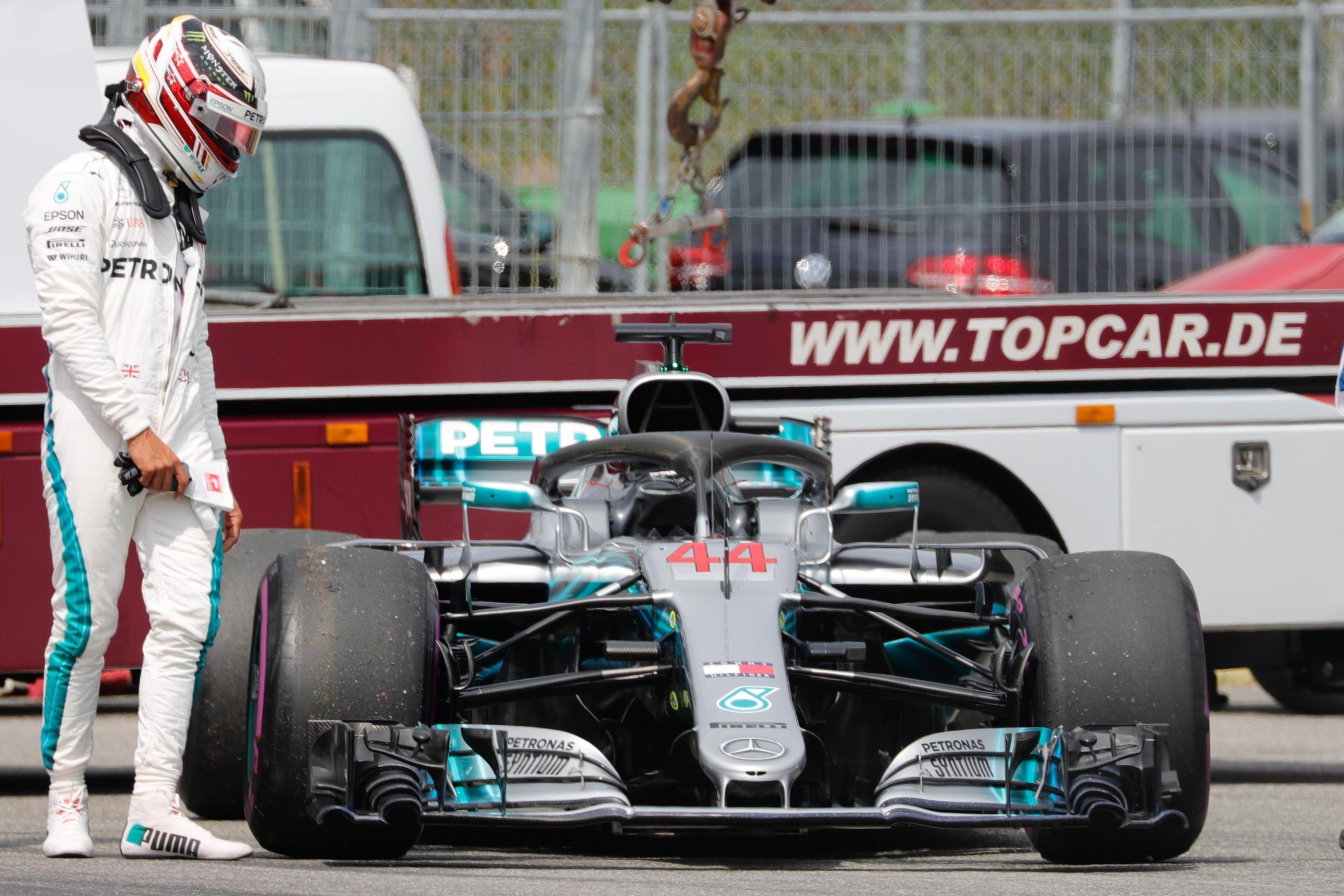 F1 Germania 2018, Gara   Diretta Esclusiva Sky Sport Uno HD.
