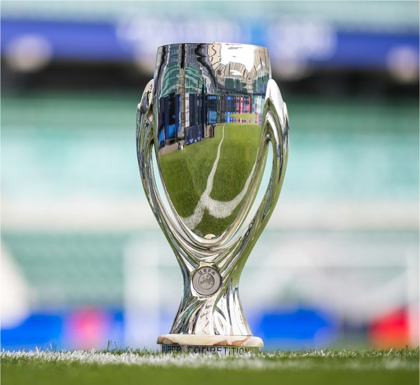 SuperCoppa Europea 2018, Real   Atletico Madrid (diretta Rai
