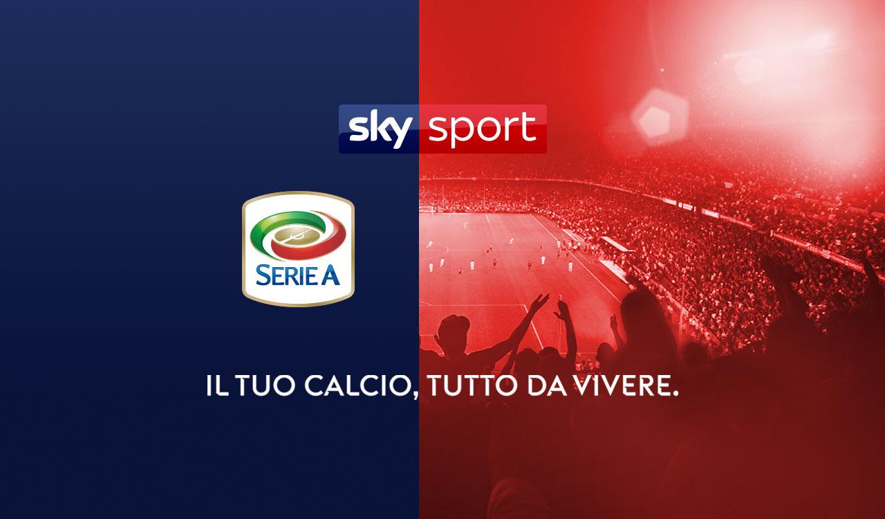 Sky Sport Serie A 1a Giornata   Diretta Esclusiva | Palinses