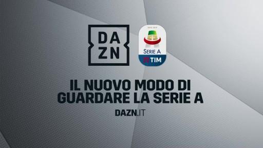 DAZN Serie A 5a Giornata   Diretta Esclusiva | Palinsesto e