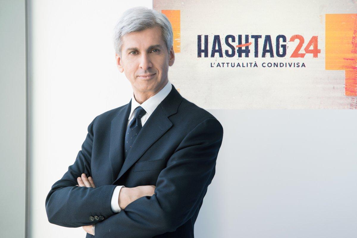 Torna su SkyTG24 «Hashtag24» approfondimento settimanale con