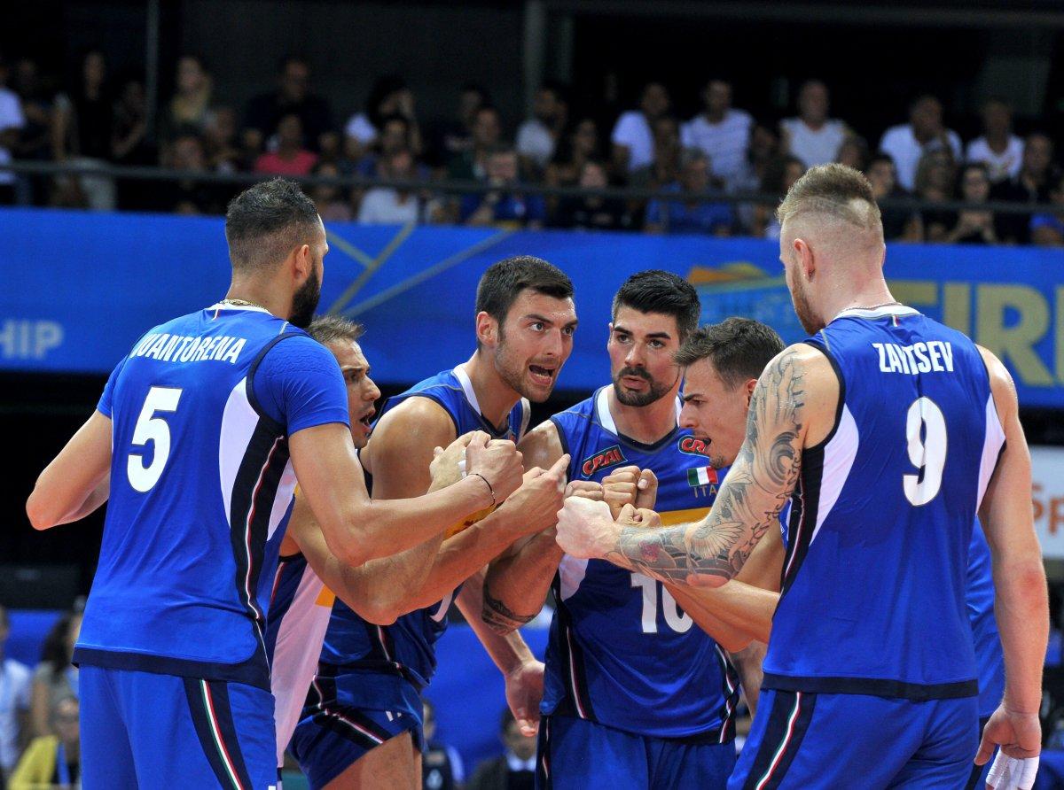 Volley Mondiale 2018 comincia seconda fase con gli azzurri i