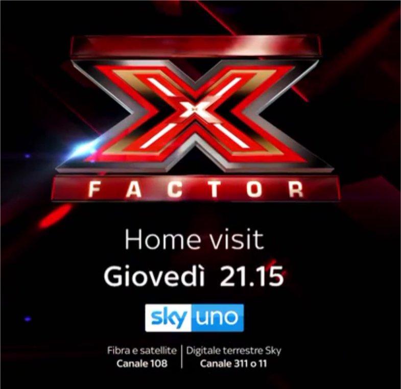 Gli Home Visit con le scelte finali di #XF12 vi aspettano st