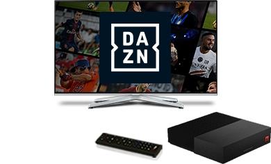 Accordo TIM e DAZN per seguire i grandi eventi sportivi