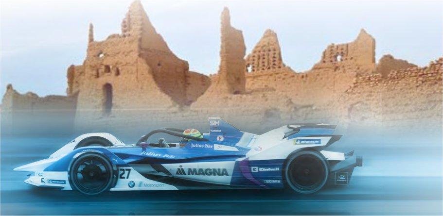 Formula E, al via la nuova stagione su Eurosport e in chiaro