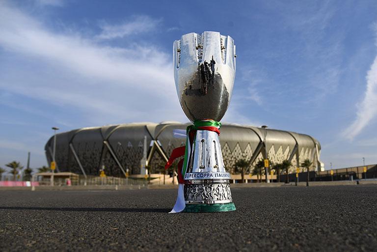 SuperCoppa Italiana Jeddah 2019, Juventus   Milan (diretta o