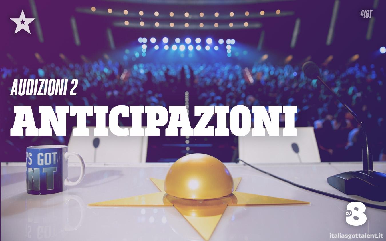 IGT Audizioni #2 TV8 e Sky Uno, Bisio e Matano sfidano la Pe