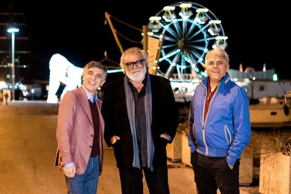 Sky Cinema presenta la nuova commedia di Abatantuono e Salem