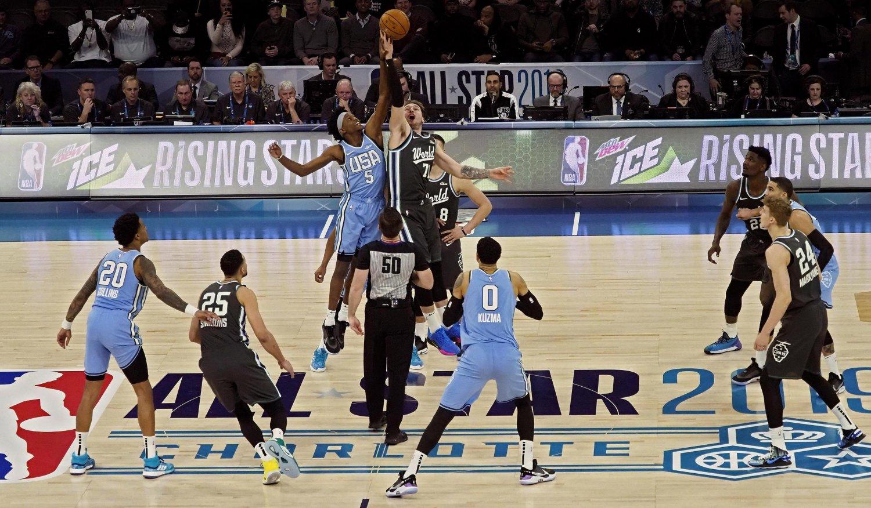 All Star Game 2019, lo spettacolo del basket NBA stanotte su Sky Sport