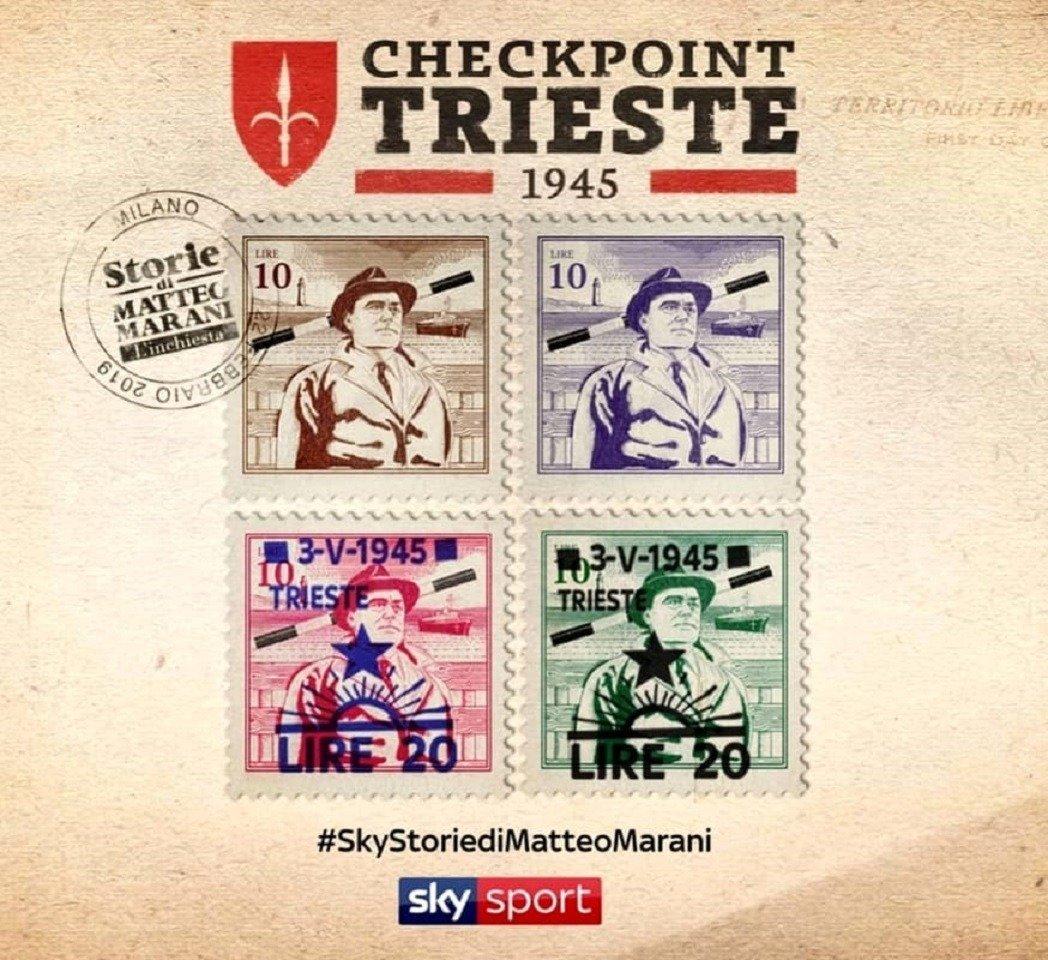 Stasera su Sky Sport, Storie di Matteo Marani   1945, Checkp