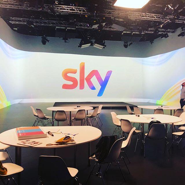 Restart, Sky ospita seminario su pirateria e stadi con prota