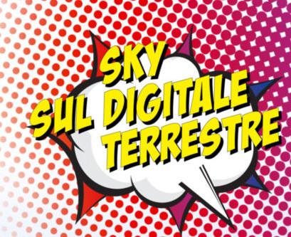 Dal 23 Aprile i canali Sky DTT visibili solo in «area 400» del telecomando