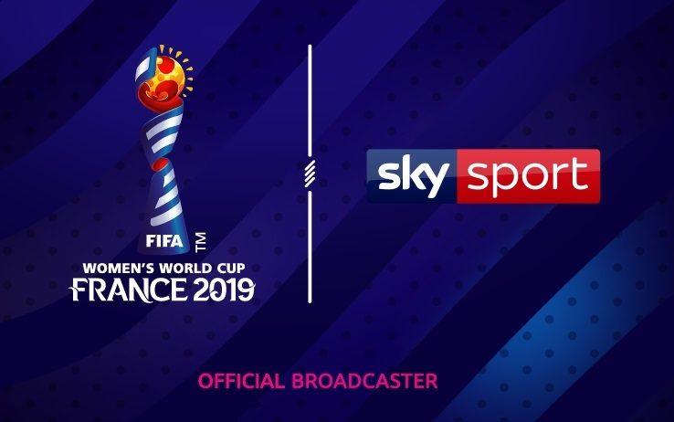 Sky Sport Mondiale Femminile (diretta) 2a Giornata | Palinsesto e Telecronisti