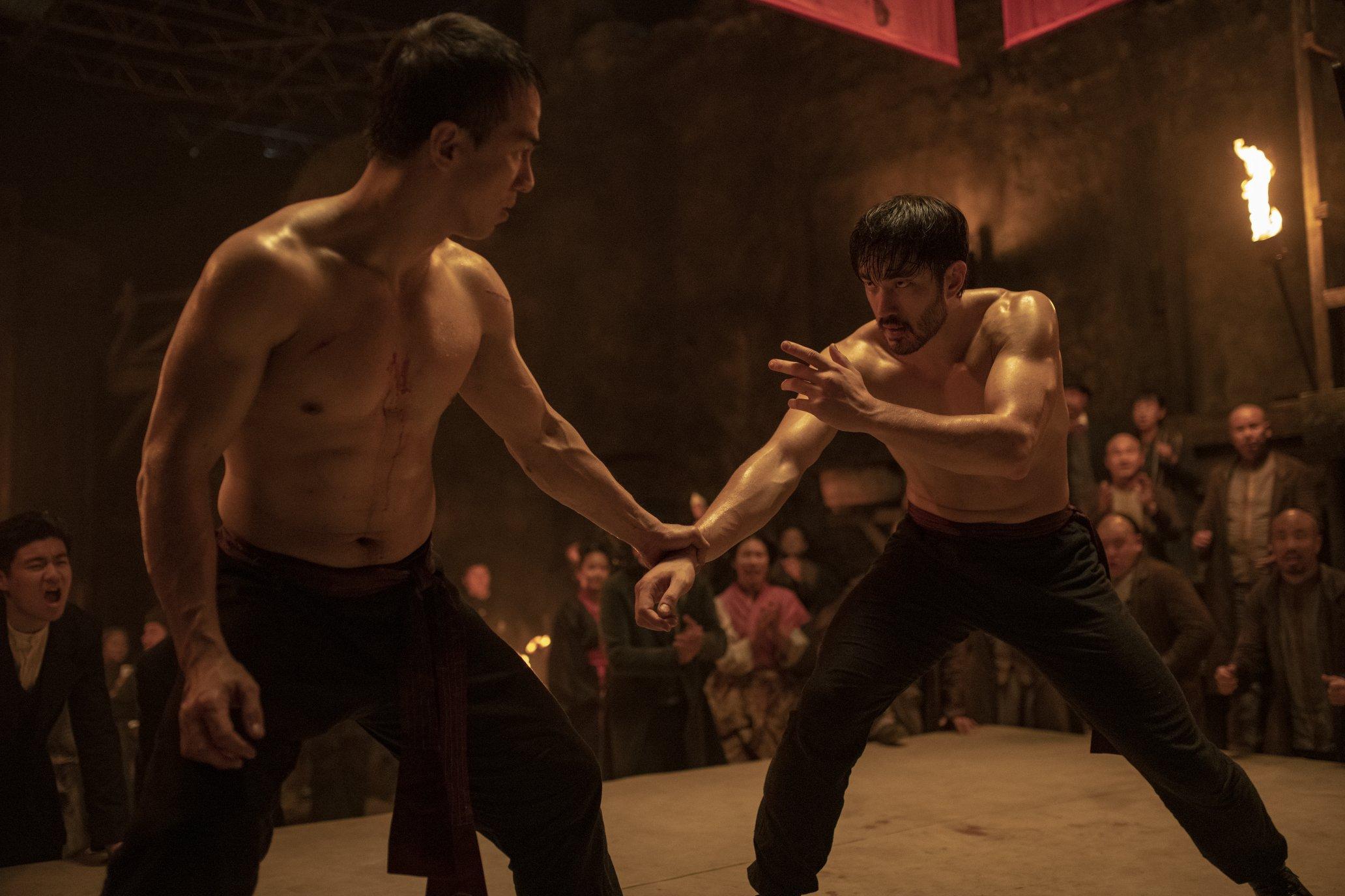 Warrior, kung fu drama dagli scritti di Bruce Lee su Sky Atlantic e NOW TV