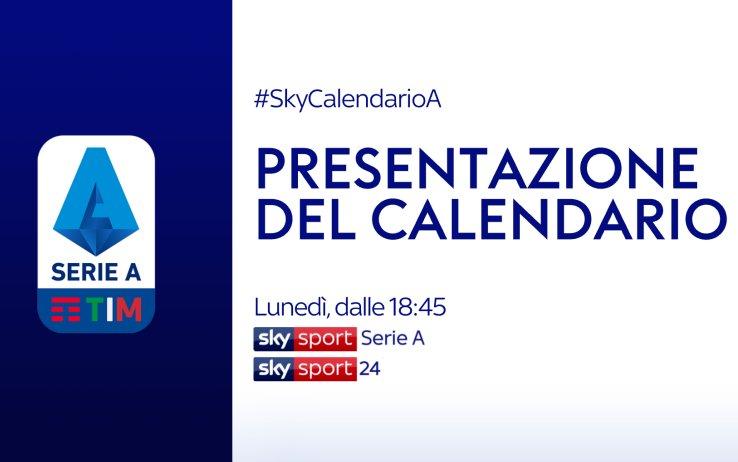 Calendario Serie A Su Sky.Calendario Serie A 2019 2020 In Diretta Su Sky Sport