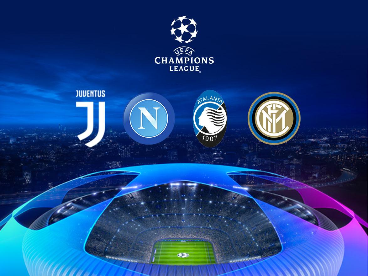 Sky Sport Diretta Champions #3, Palinsesto e Telecronisti Ju