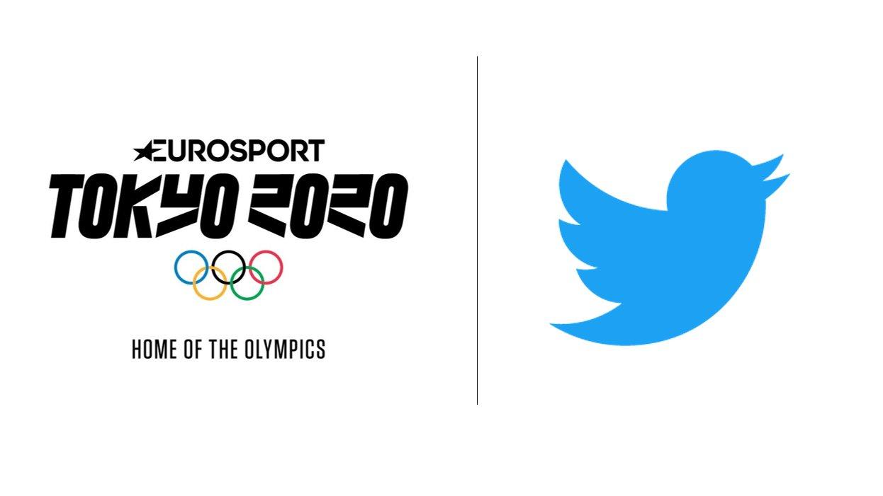 Accordo Eurosport - Twitter, partnership sui contenuti di Tokyo 2020