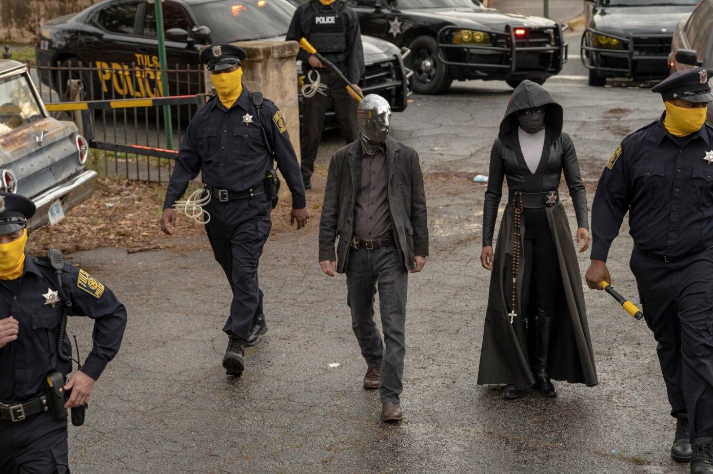 Le Serie su Sky come Watchmen e Succession trionfano agli Emmy Awards