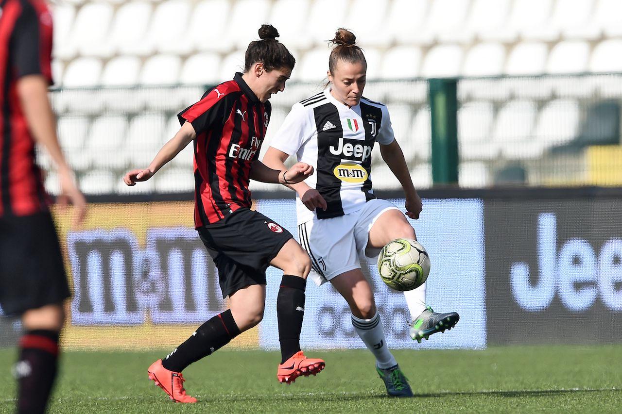 Serie A Femminile | Milan   Juventus, scontro al vetrice (di