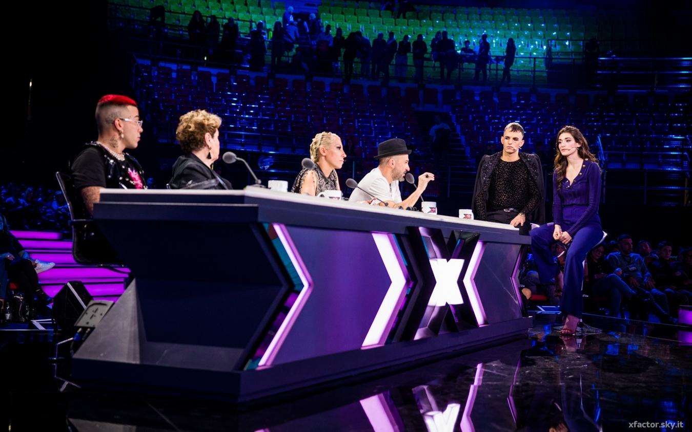 #XF13   La serata degli inediti in diretta su Sky Uno e NOW